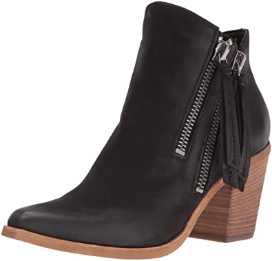 Via Spiga Bettie Women's Boots Black Size 7.5 M