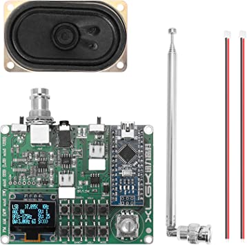 Kedelak SI4732 FM AM (MW y SW) SSB (LSB y USB) Radio Receptor ...