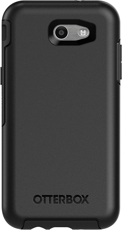 OtterBox SYMMETRY SERIES Case for Samsung Galaxy J3 (2017 model ONLY) - Galaxy Express Prime 2, Galaxy Amp Prime 2, Galaxy Sol 2, Galaxy J3 Emerge, Galaxy J3 Prime, Galaxy J3 Luna Pro - Bulk Packaging