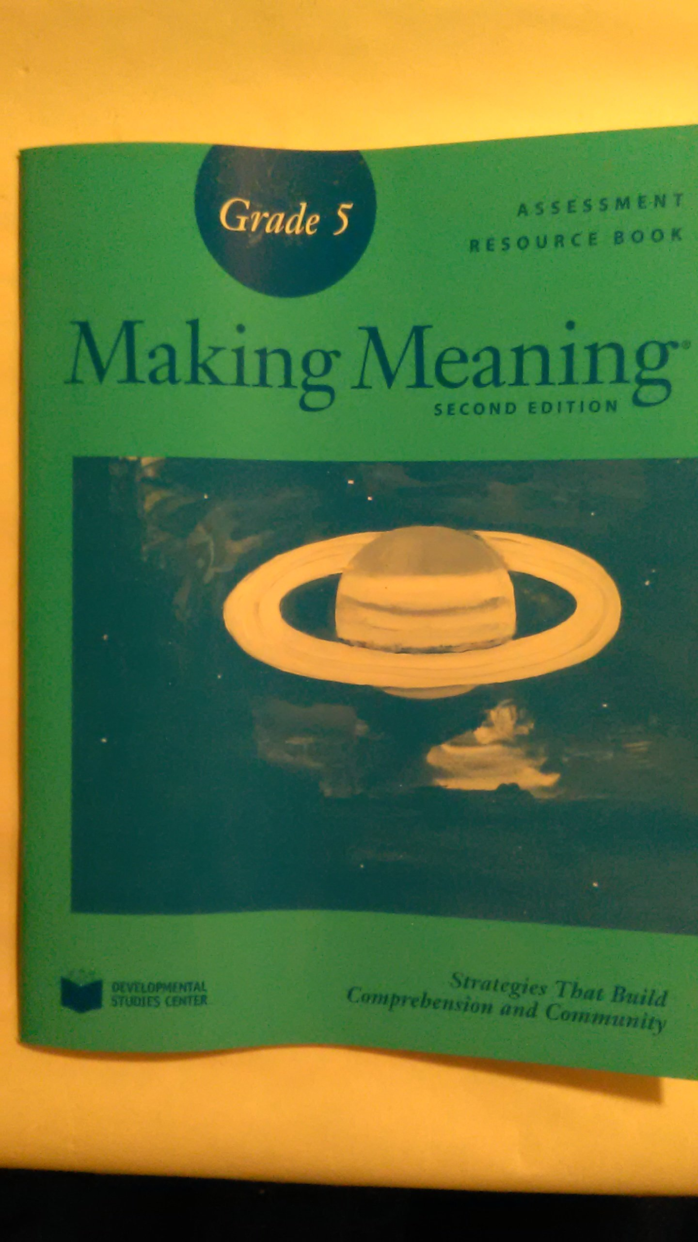 Download Making Meaning 5 Assessment Resource Book pdf epub