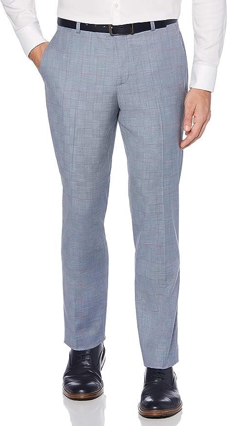 Stretch Cargo Pant Details about  /Perry Ellis Men/'s Slim Fit Choose SZ//color