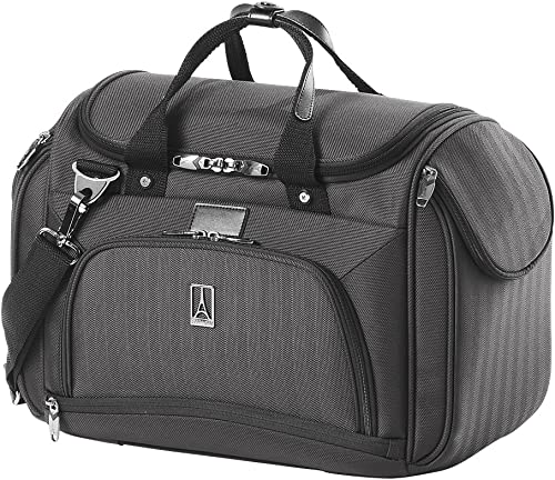Travelpro Luggage Platinum Deluxe Tote, Black, One Size