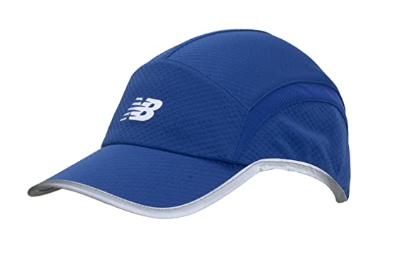 New Balance 5 Panel Performance Gorra, Unisex, Pacific, Talla ...