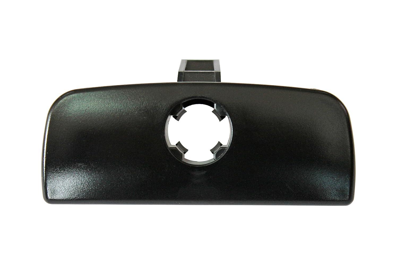 AutoCommerse 06B129723J Tapa de almacenamiento para guantera Passat 3B2 3B3 3B5 3B6 B5 B5.5 1997-2005 color negro