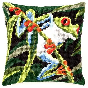 Amazon.com: Vervaco pn-0145157 lona rana con ojos rojos ...