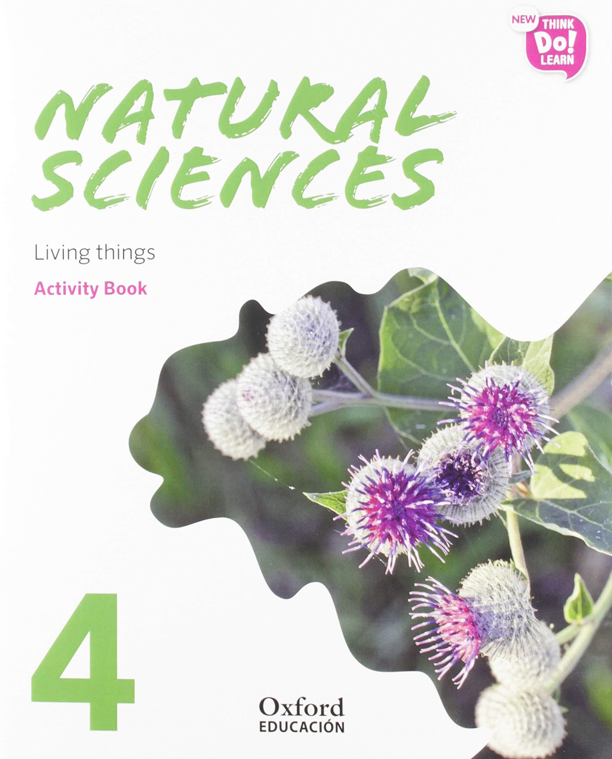 New Think Do Learn Natural Sciences 4. Activity Book Pack National Edition: Amazon.es: Libros en idiomas extranjeros