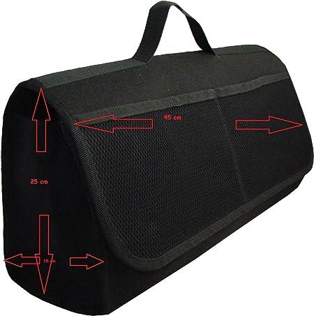 Ejp Bag Kofferraumtasche In Schwarz Groß Passend Für A Klasse Auto