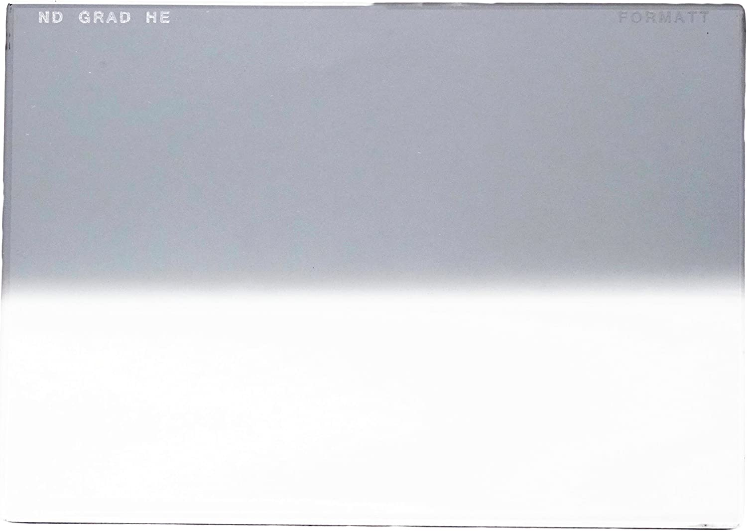 Formatt Hitech Glass 4x4 compatible with all 4x4 matte boxes 100x100mm broadcast and film production for video 4 stops Neutral Density Grad Hard Edge 1.2