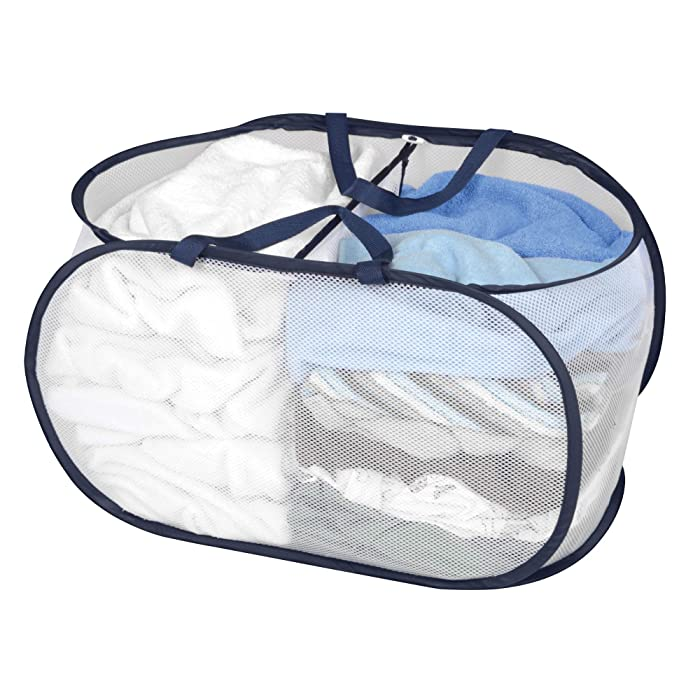 Top 10 Horizontal Mesh Laundry Basket Collapsible