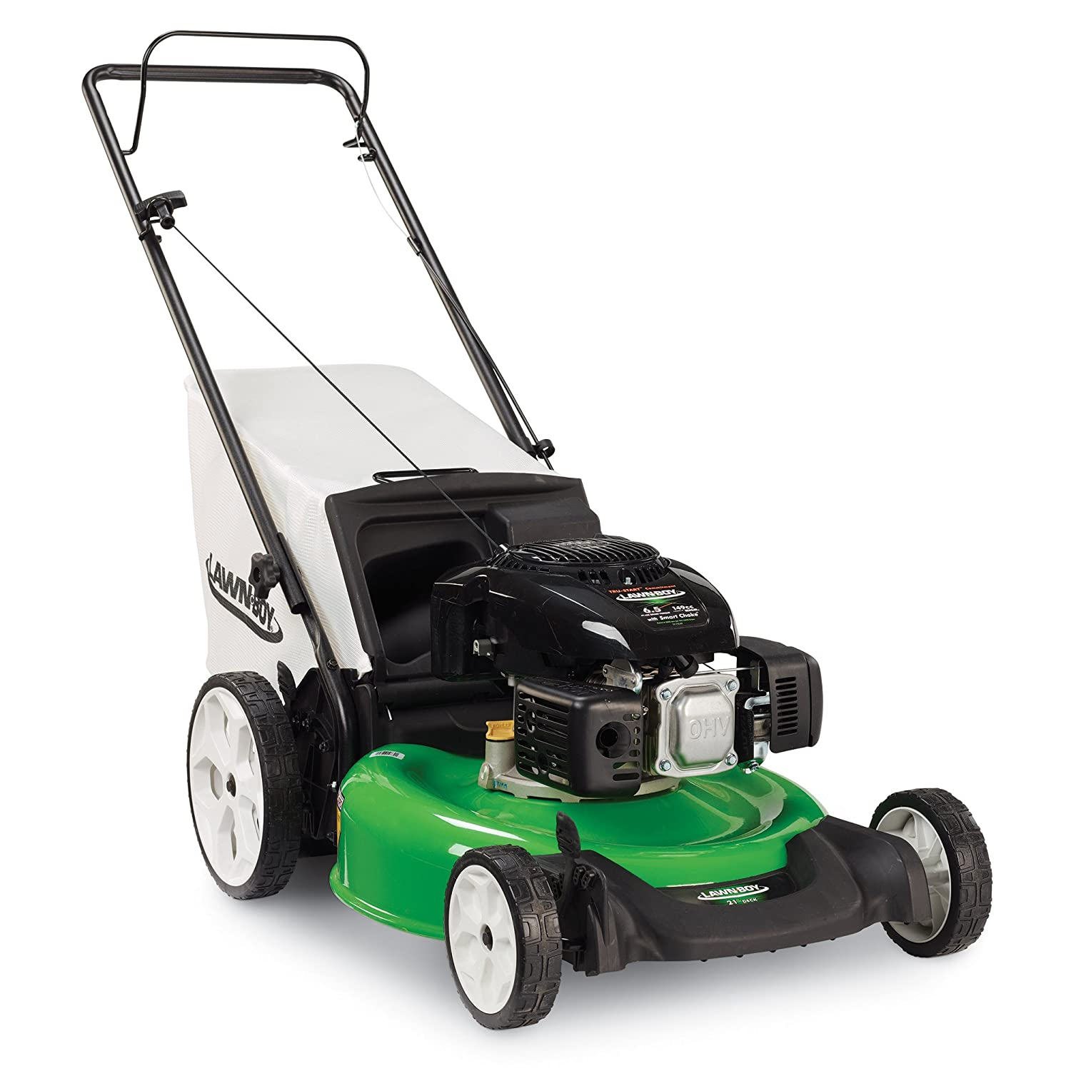 Lawn Boy 10730 Kohler XT6 OHV High Wheel Push Gas Lawn Mower