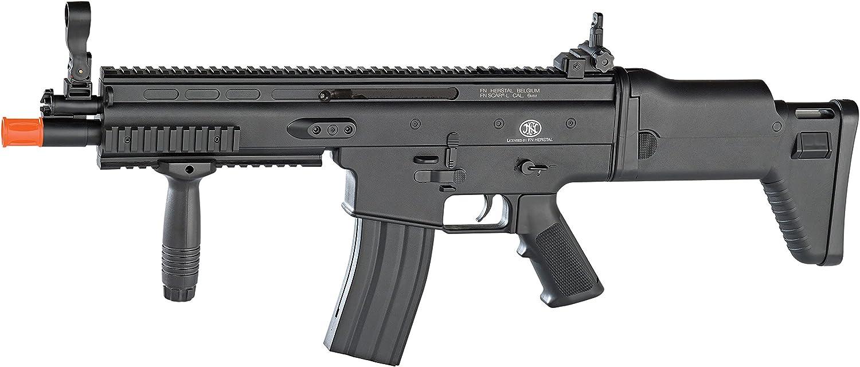AIRSOFT Cybergun FN Scar L black ABS Feder Spring (0,5