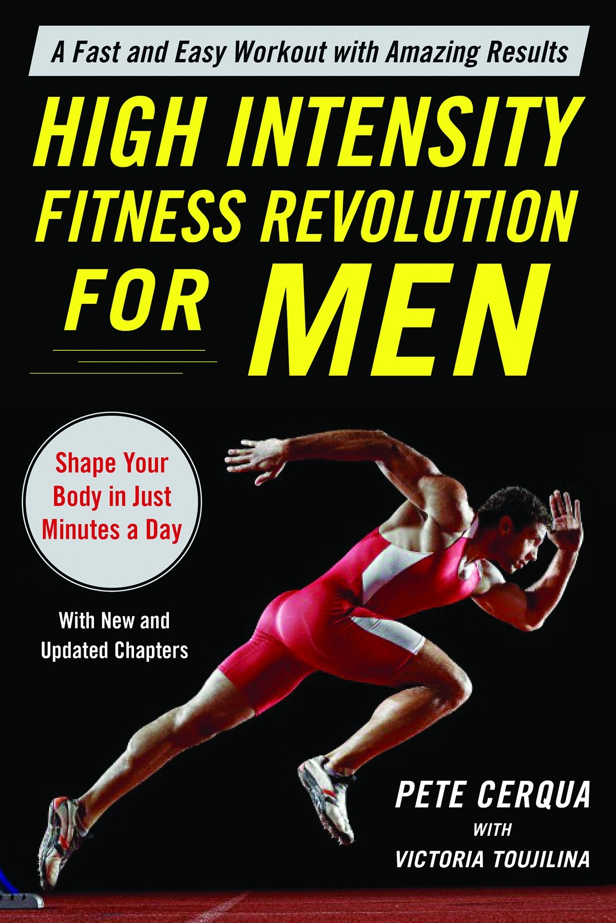 Read Online High Intensity Fitness Revolution for Men: A Fast and Easy Workout with Amazing Results pdf