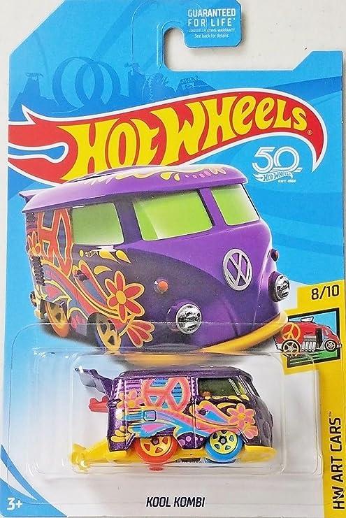 "2018 Hot Wheels VW KOOL KOMBI /""TAKE YOUR PICK/""  ERROR"