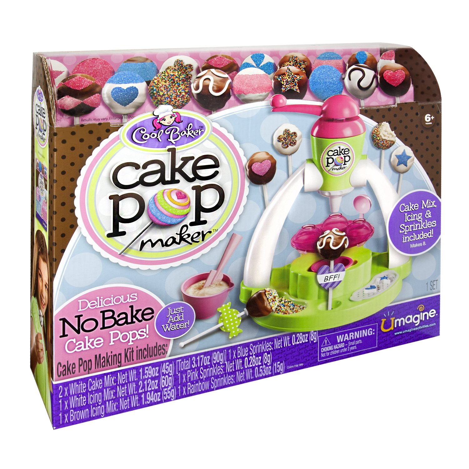 Cool Baker Cake Pop Maker by Umagine (Image #3)
