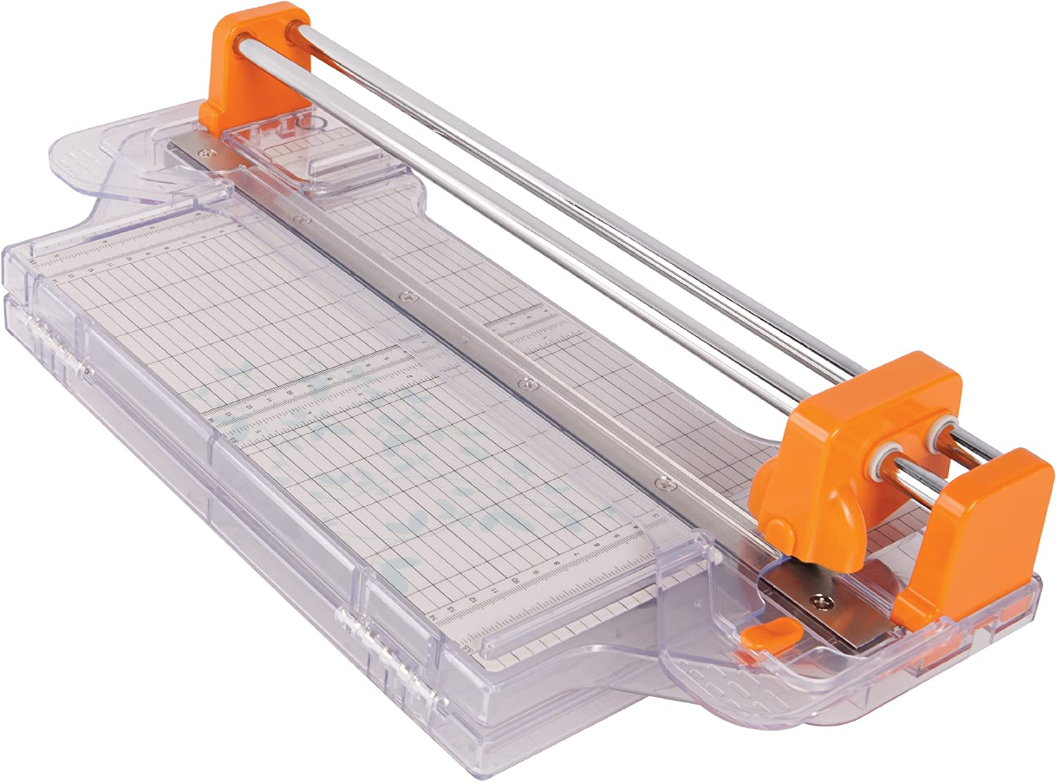 Fiskars Procision Rotary Bypass Trimmer, 12 Inch: Arts, Crafts & Sewing