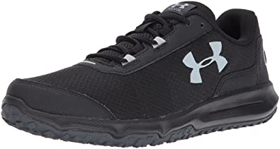 under armour men s shoes. under armour men\u0027s toccoa, stealth gray/black/overcast gray, 7 d( men s shoes