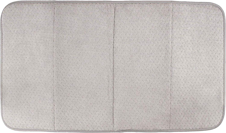 All-Clad Textiles Dish Drying Mat, 1-Pack, Titanium