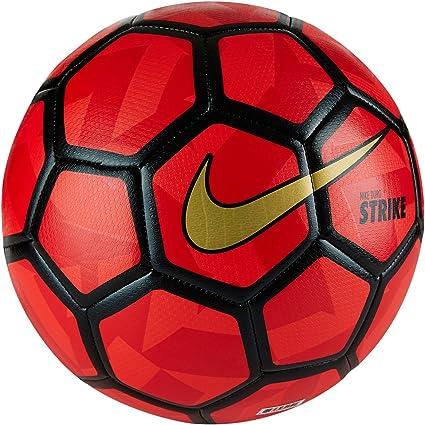 Nike FOOTBALLX Strike Balón, Unisex Adulto, Rojo (Challenge Red ...