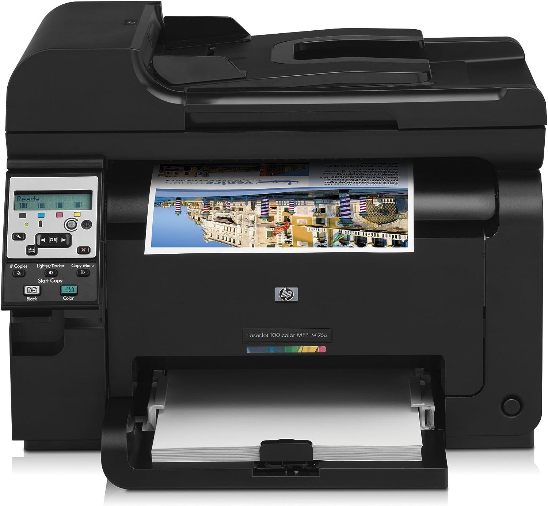 HP Laserjet PRO 100 - Impresora multifunción láser (b/n 16 ppm ...