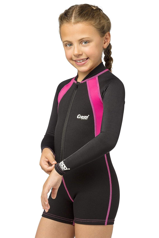 Muta Shorty per Bambini in Neoprene Ultra Stretch 1.5//2mm Cressi Shorty Kid