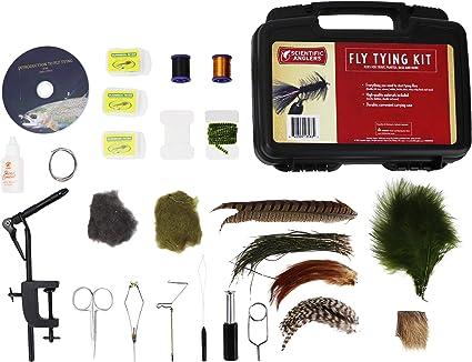Intermediate Fly Tying Kit