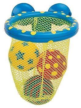 Alex 694 Jouet de Bain Panier de Basket avec Balles Amazon