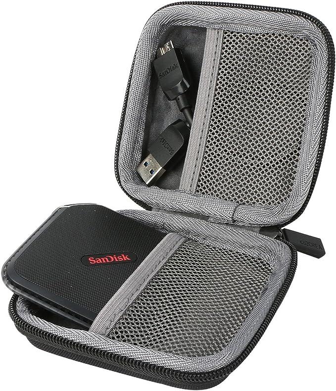 para SanDisk Extreme 500 Portable Disco SSD portátil de 240 GB ...
