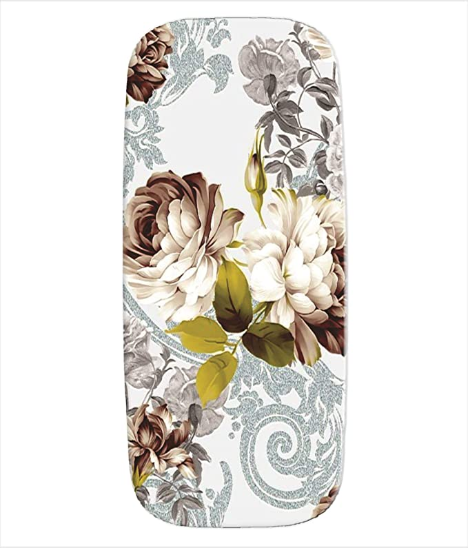 Inktree reg; Printed Designer Silicon Back Case Cover for Nokia 105   Floral Pattern Design Cases   Covers