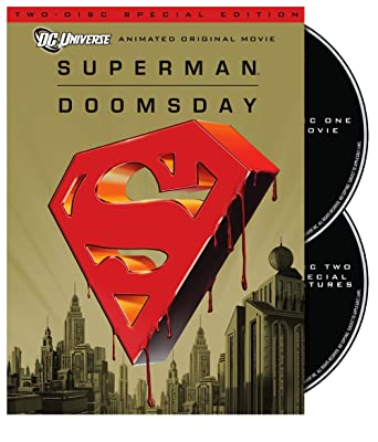 Amazon com: Superman: Doomsday (Two-Disc Special Edition