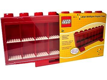 Ameublement Vitrine Décoration Cases 106 Et Lego Rouge Figurines 16 UzpMVS
