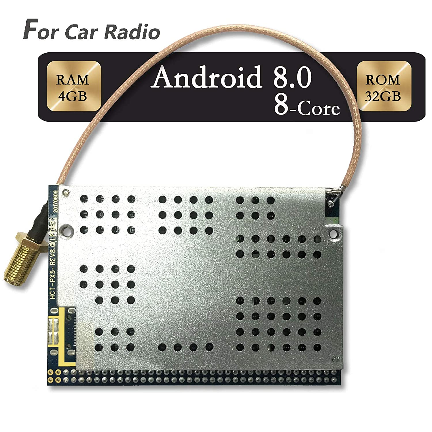 T One Px5 Car Radio Cpu Boardandroid 80octa Core4gb Hot Sale Fm Sd Card Circuit Board Pcba View Ram32gb Rom Gps Navigation Core Boardfit For Px3 Aftermarket Upgradebiggest
