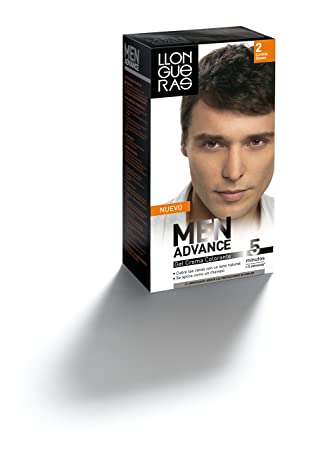 LLONGUERAS Men Advance Number 2, Dark Brown by Dexeus