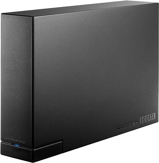 I-O DATA テレビ録画対応 USB 3.0/2.0接続 外付型ハードディスク ブラック 1.0TB HDCL-UT1.0K