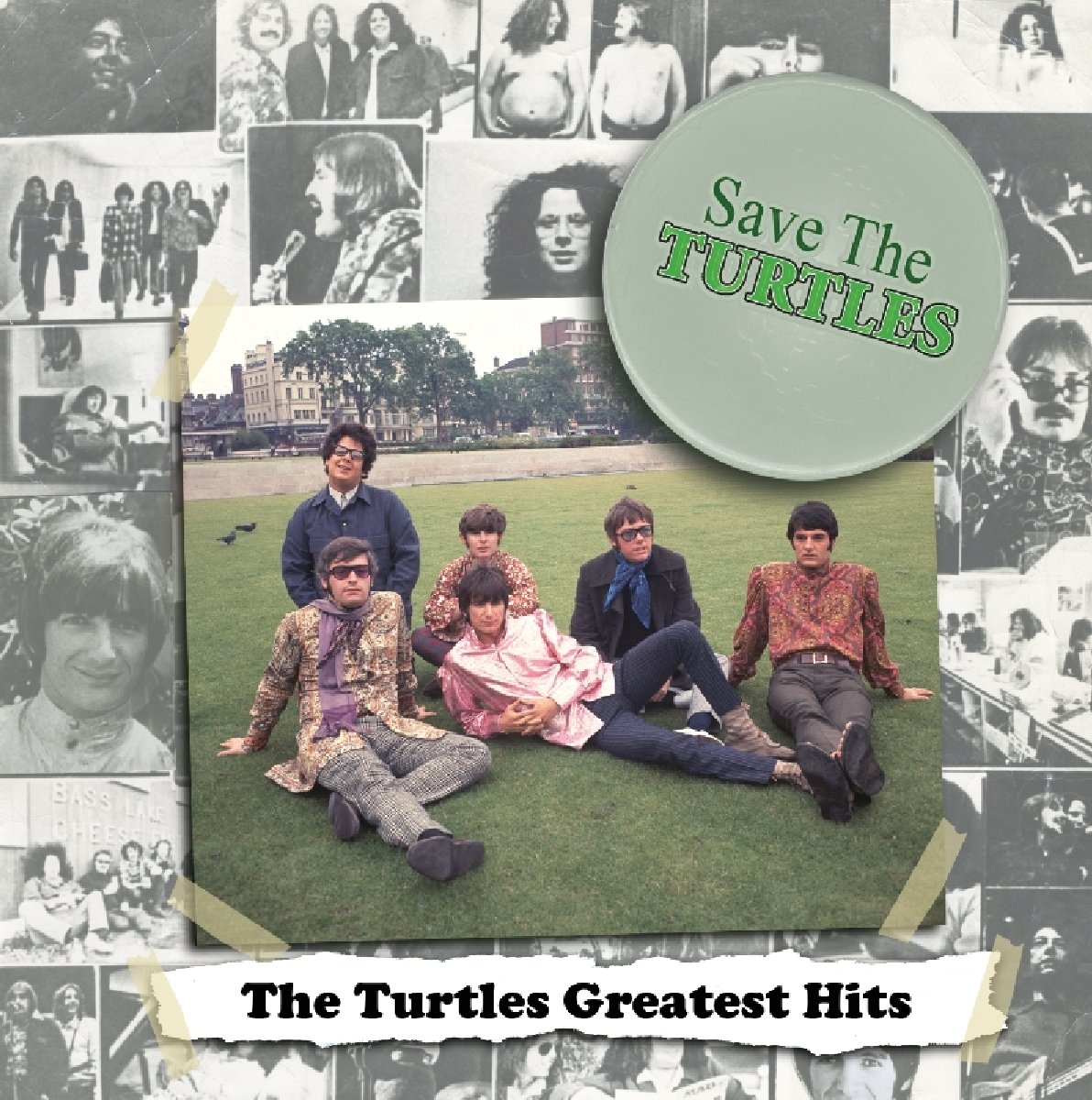 Save The Turtles: The Turtles Greatest Hits by Manifesto