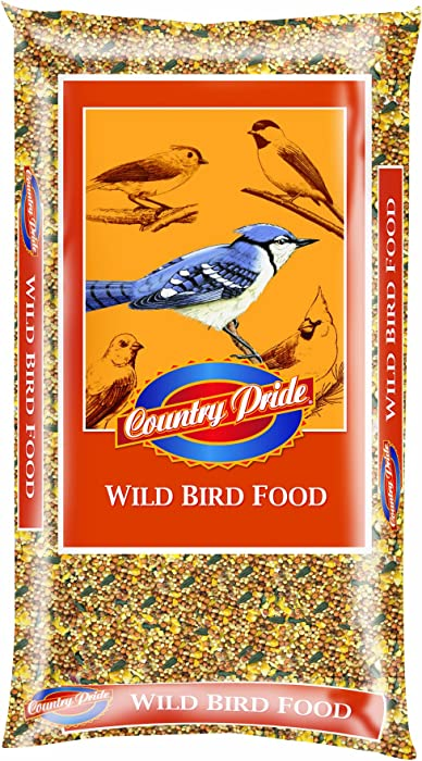 Top 10 40 Lb Wild Bird Food