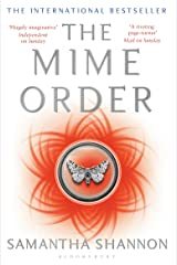 The Mime Order (The Bone Season series Book 2) Kindle Edition