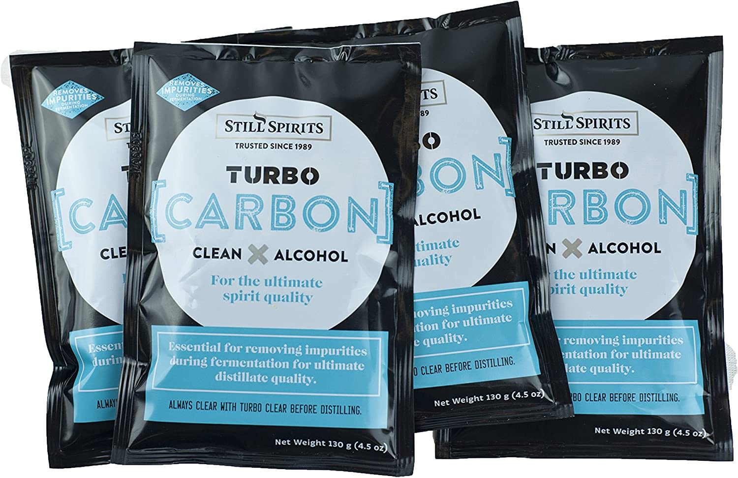 Still Spirits Turbo Carbon (Pack of 5)