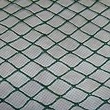 Aquagart Teichnetz 4m x 6m Laubnetz Netz Vogelschutznetz Teichabdecknetz aus Polyethylen Vogelabwehrnetz robust