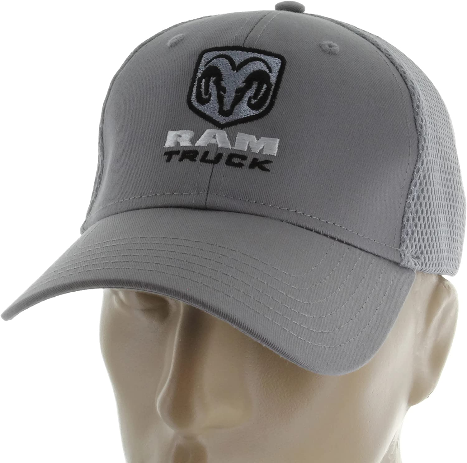 The Dodge Ram Stitched on the front Cap Embroidered Dodge Hat