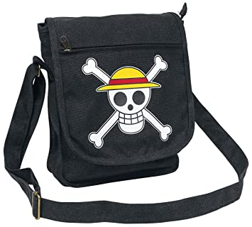 ABYstyle - One Piece bolso a bandolera Skull Unisex adulto fdc139241d2