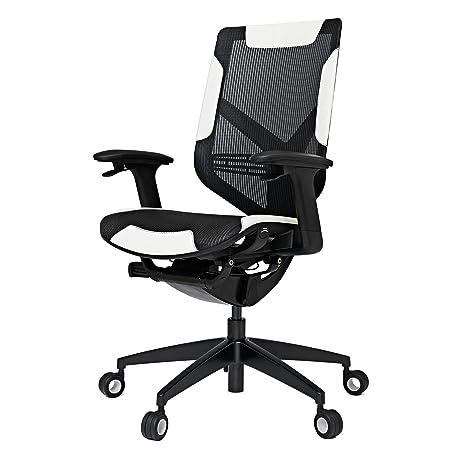 vertagear gaming series triigger 275 ergonomic office chair white
