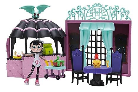 Hotel Transsilvanien 98032 Juego Cafe Side schreckens, unisex de niños: Amazon.es: Juguetes y juegos