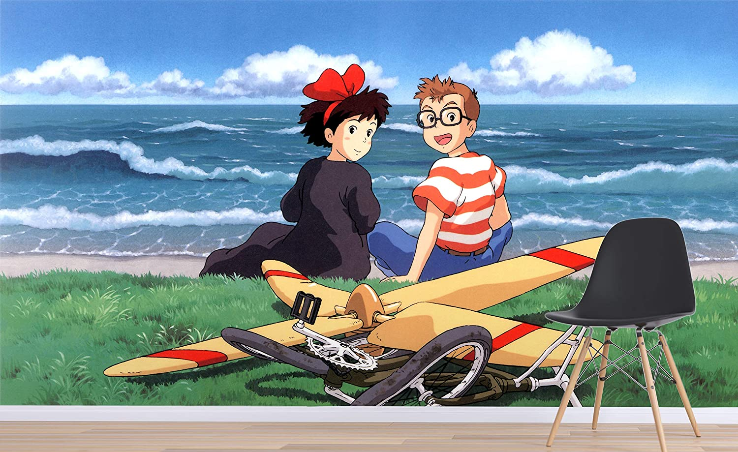 3d Kiki S Delivery Service 103 Japan Anime Wall Paper Print Decal