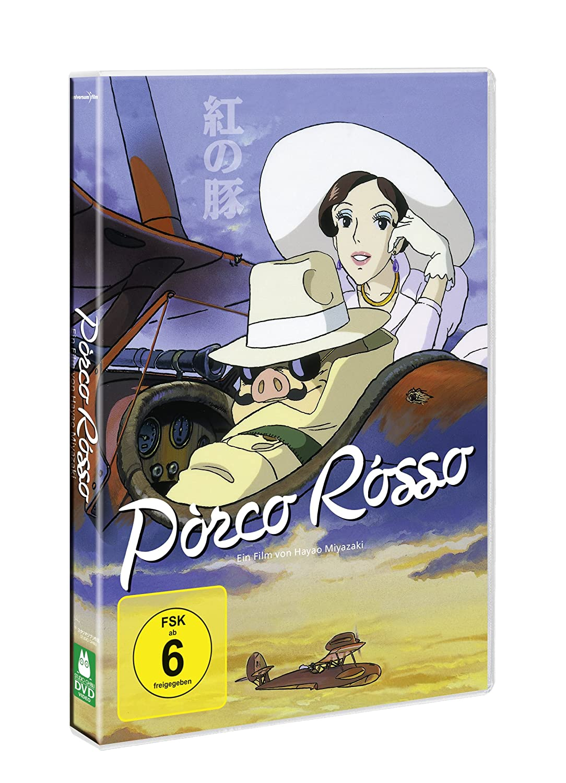 Porco Rosso [Alemania] [DVD]: Amazon.es: Katsu Hisamura, Naoko Asari, Shûichirô Moriyama, Yoshio Sasaki, Atsushi Okui, Toshio Suzuki, Hayao Miyazaki, ...