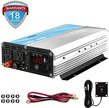 Giandel 1,600-watt Power Inverter