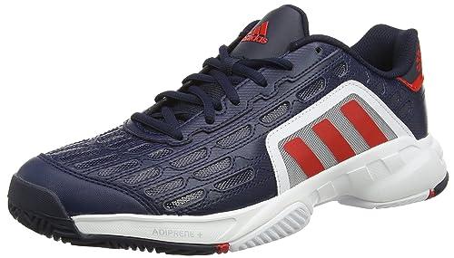 73c00d4d84a adidas Men s Barricade Court 2 Tennis Trainers  Amazon.co.uk  Shoes ...