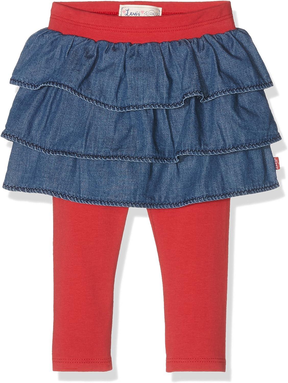 Levis Kids NI27504 Falda, Azul (Indigo), 18 Meses para Bebés: Amazon.es: Ropa y accesorios