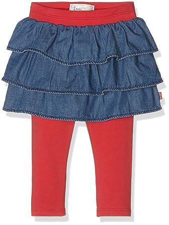 Levis Kids NI27504 Falda, Azul (Indigo), 18 Meses para Bebés ...