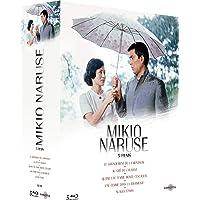 Mikio Naruse - 5 films : Le Grondement de la montagne + Au gré du courant + Quand une femme monte l'escalier + Une femme dans la tourmente + Nuages épars