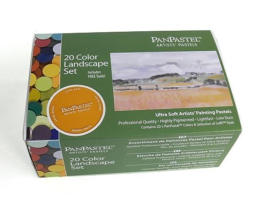 2 opinioni per Pan Pastel 20 color set landscape 30202 (japan import)